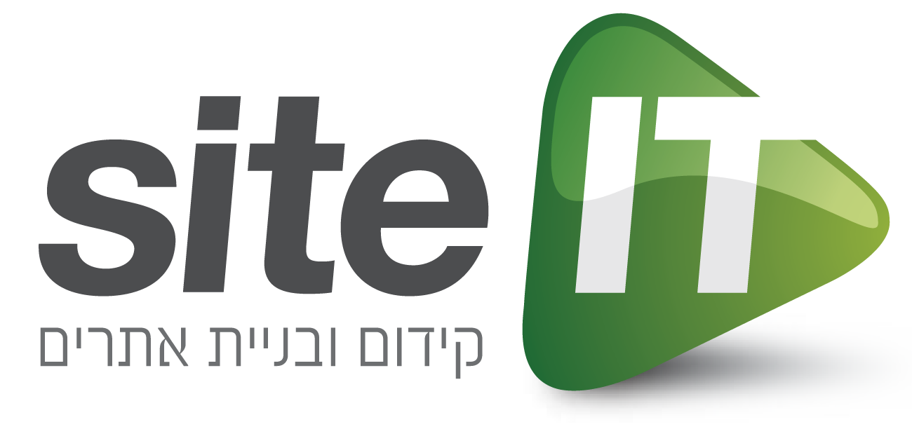 siteIT קידום ובניית אתרים