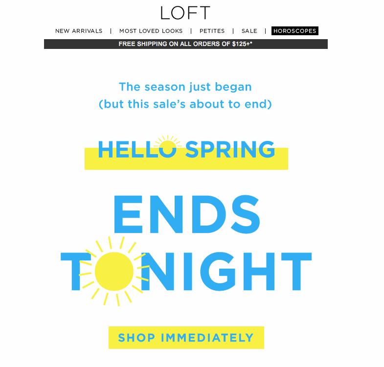 Spring_emailmarketinh_campaign_example5