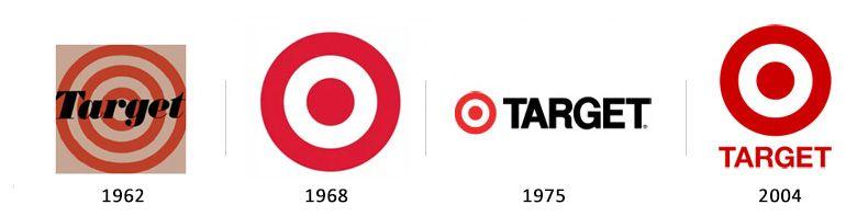 Target logo example