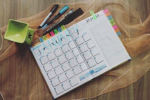 Create business schedule