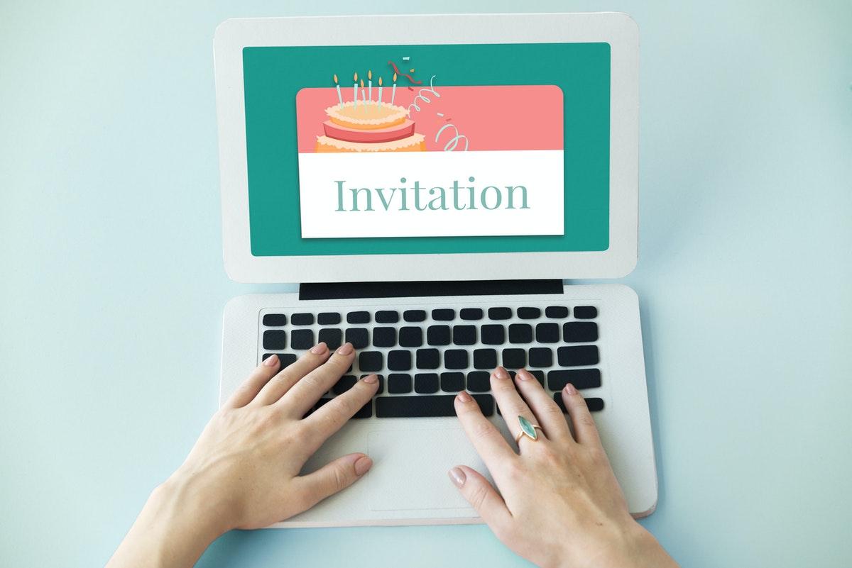 איך יוצרים הזמנה מוצלחת לאירוע באמצעות דיוור אלקטרוני?