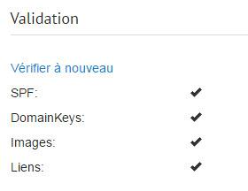 SPF et DomainKeys ActiveTrail