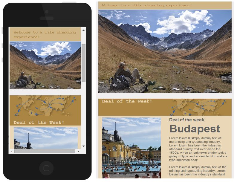 designs mobile