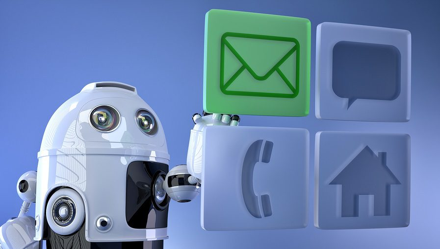 Automated email sender