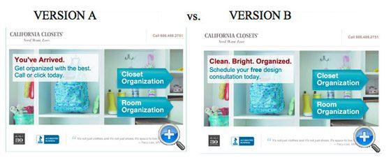 לפני ואחרי: השוואה בין קמפיינים שונים