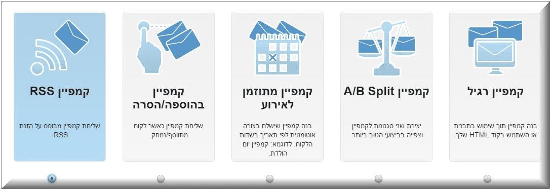 קמפיין RSS