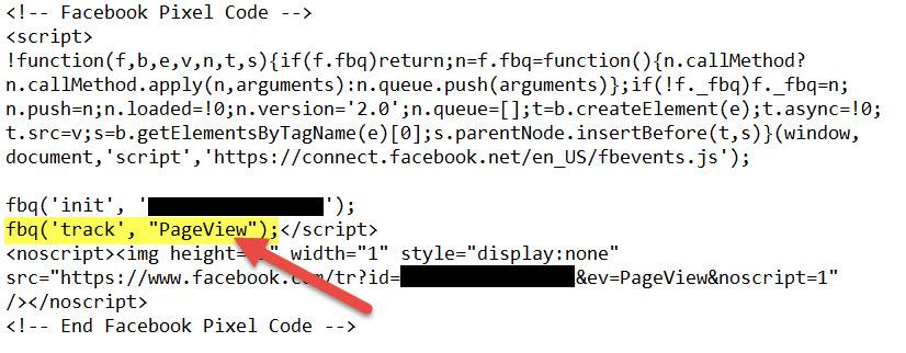 קוד פייסבוק חדש