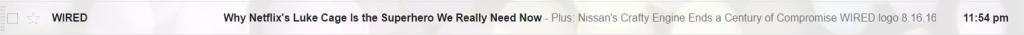Inbox desktop computer