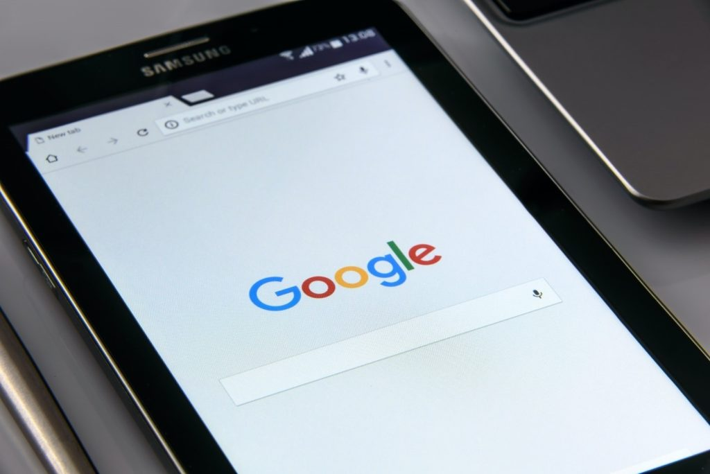 Google Search by Pexels