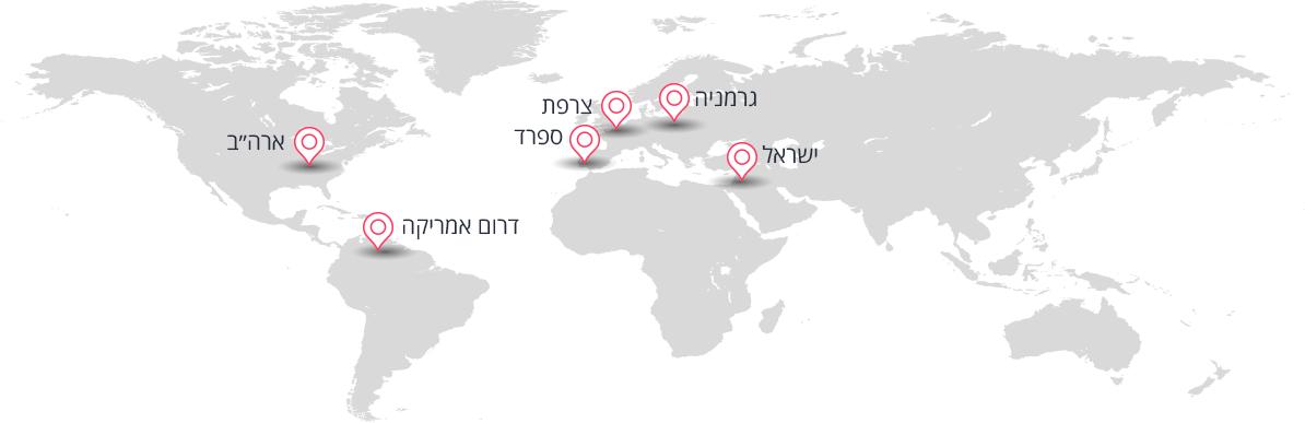 מפה אקטיב טרייל