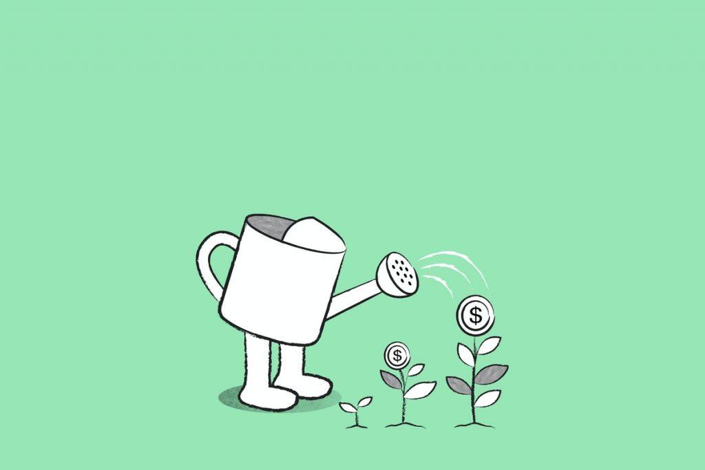 Funnel illustration